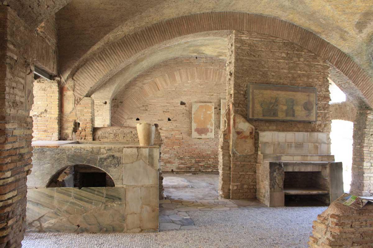 I siti archeologici più belli: Ostia Antica