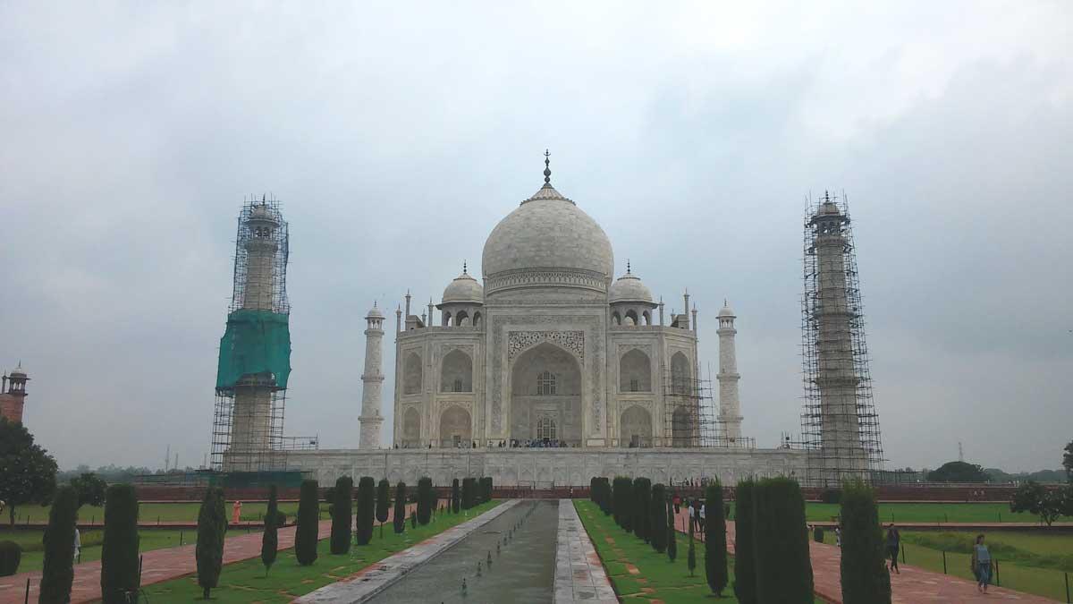 Viaggioin Rajasthandi 15 giorni (India), Taj Mahal