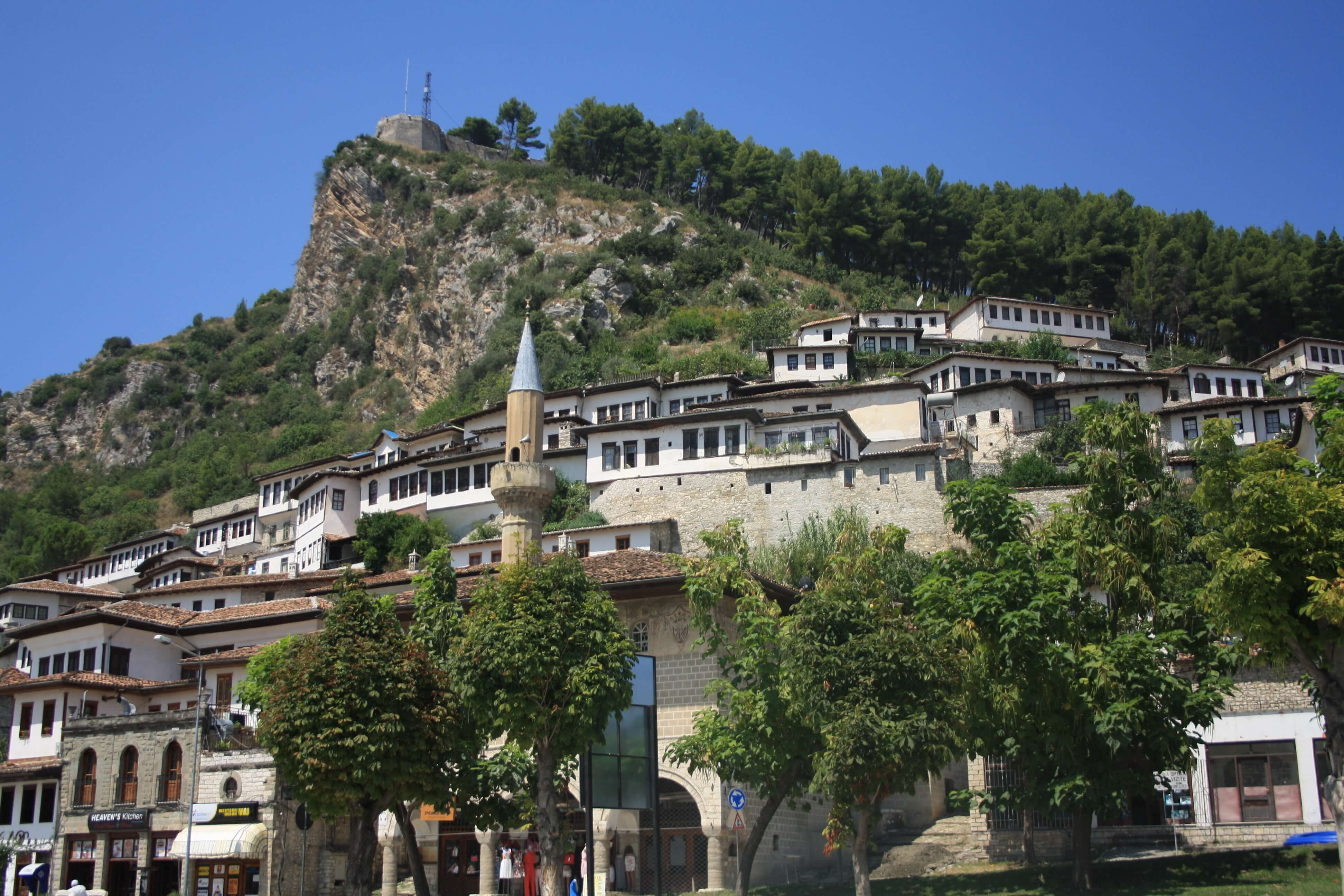 Viaggio in Albania: itinerario di 2 settimane, Berat
