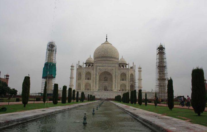 Taj Mahal: la poesia dell'architettura