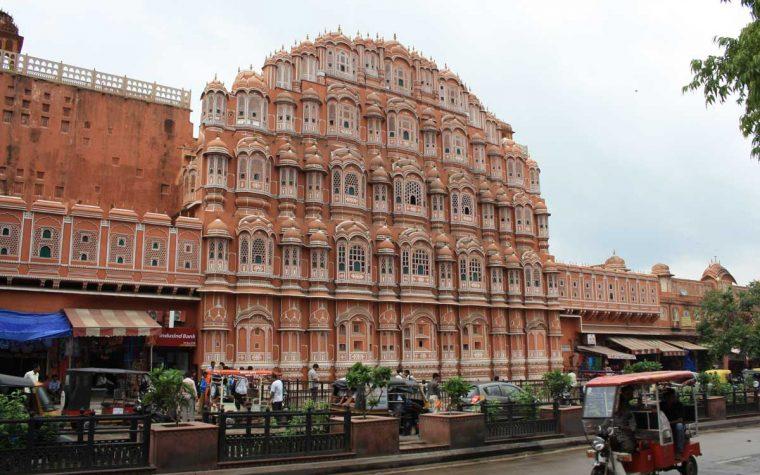 Jaipur: la città rosa del Rajasthan