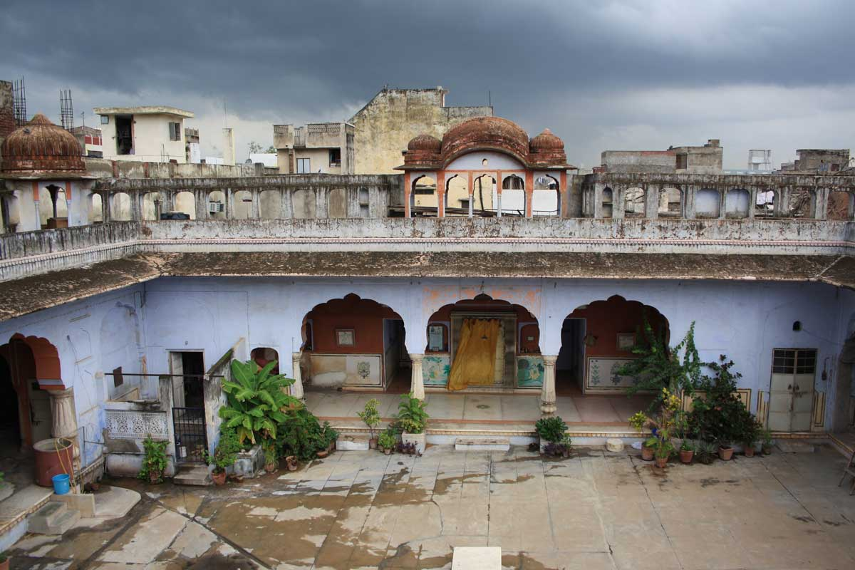 Jaipur, la città rosa dell'India