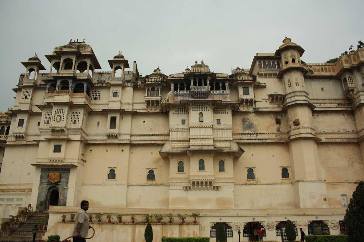 Udaipur, la Venezia d'Oriente , City Palace