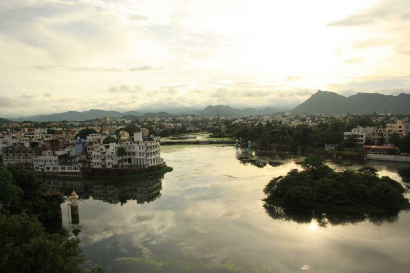 Udaipur, la Venezia d'Oriente