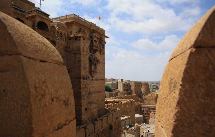 Jaisalmer, la città alle porte del deserto