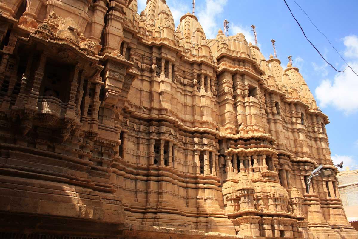 Jaisalmer, la città d'oro nel deserto