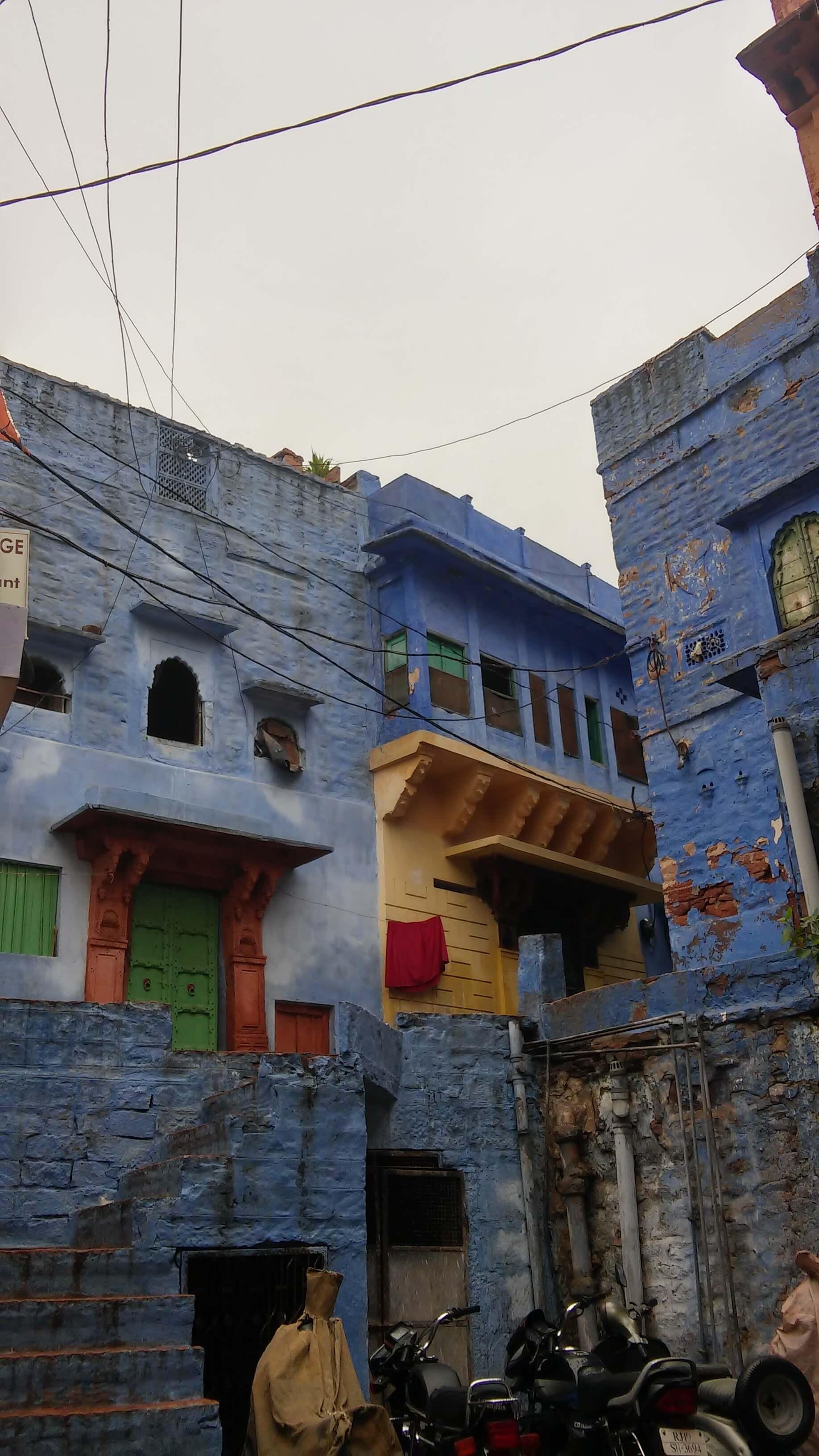 La città blu del Rajasthan: Jodhpur