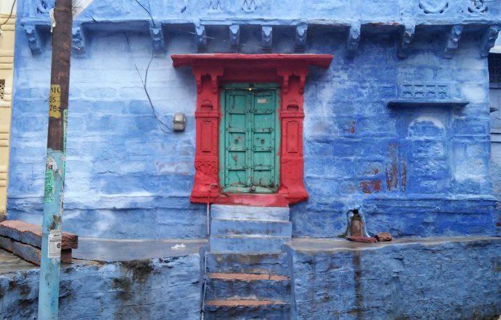 La città blu del Rajasthan e il suo forte: Jodhpur