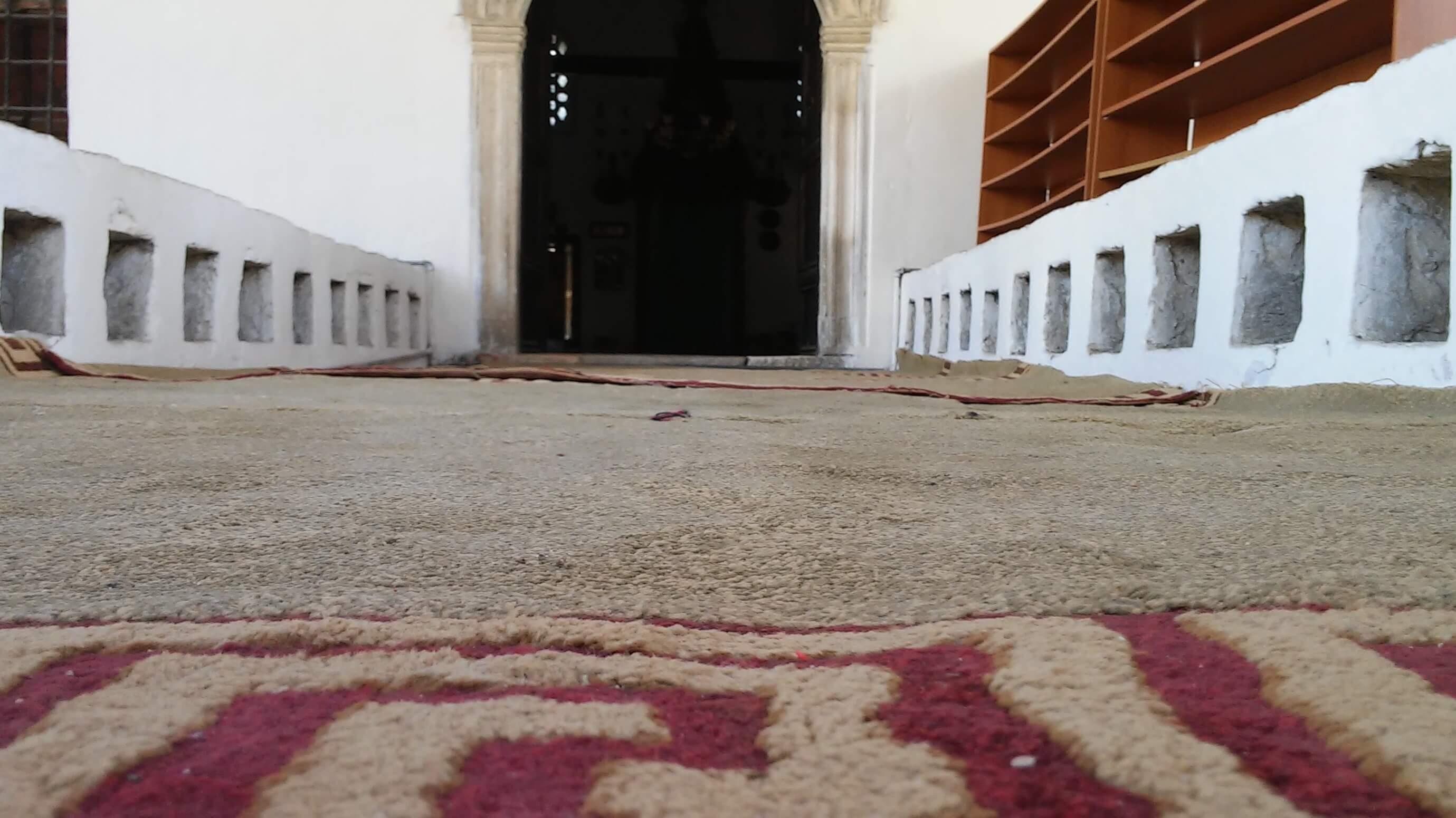 Berat Albania moschea