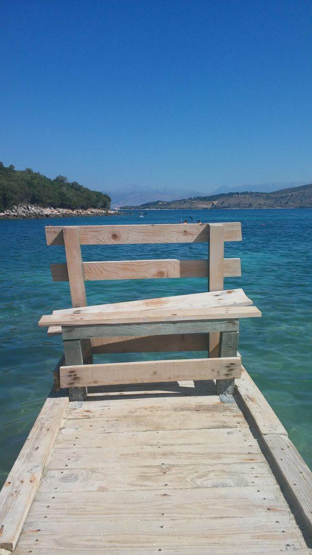 Ksamil e il suo mare | I Rintronauti: due toscani in viaggio