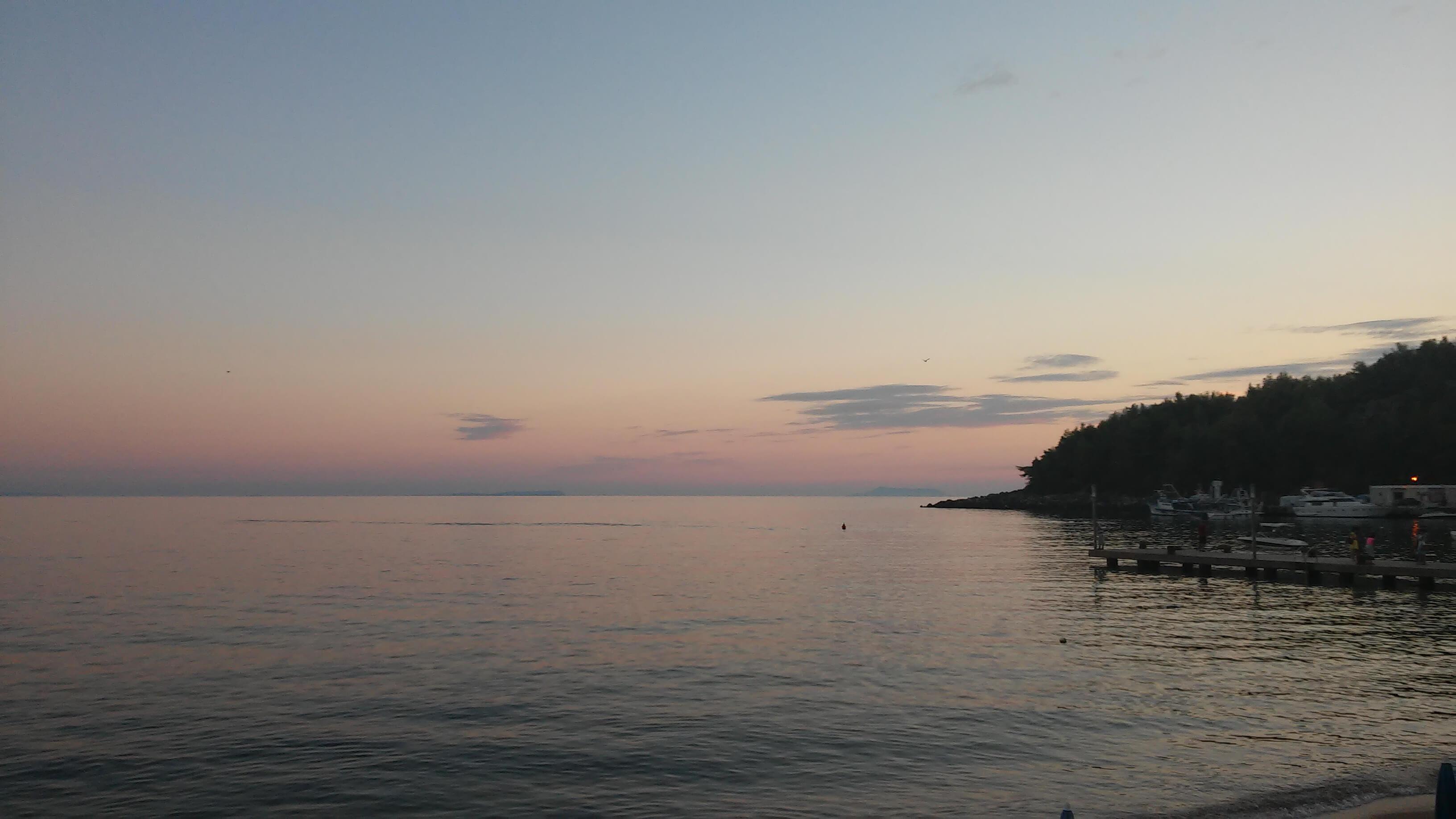 Spiaggia Himare Albania
