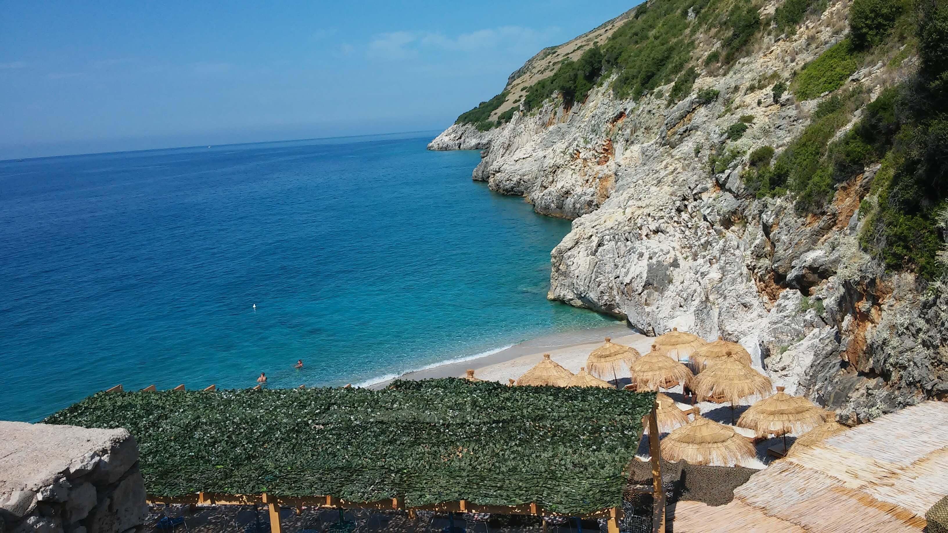 Spiaggia Jal Albania