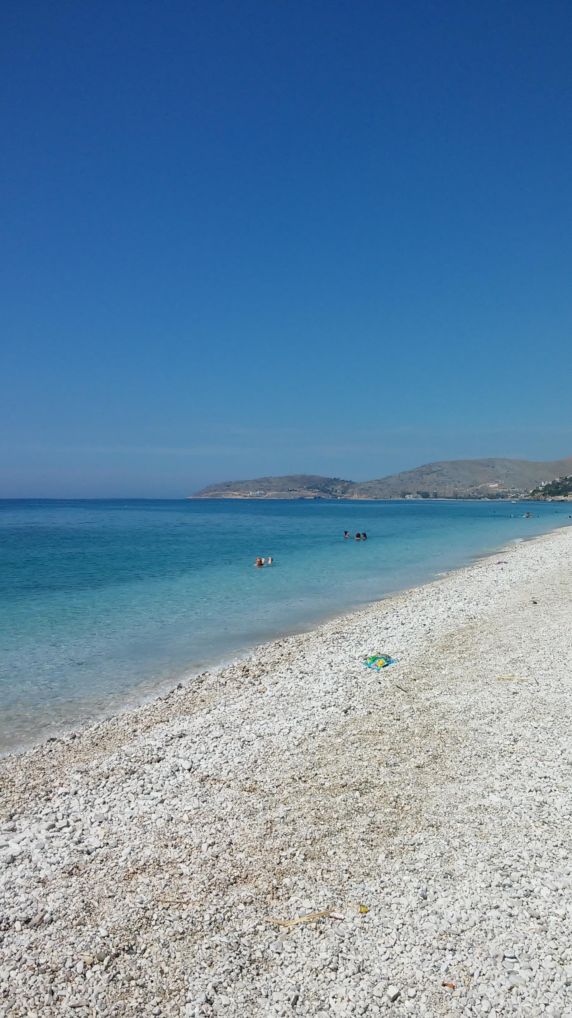 Spiaggia Borsh Albania