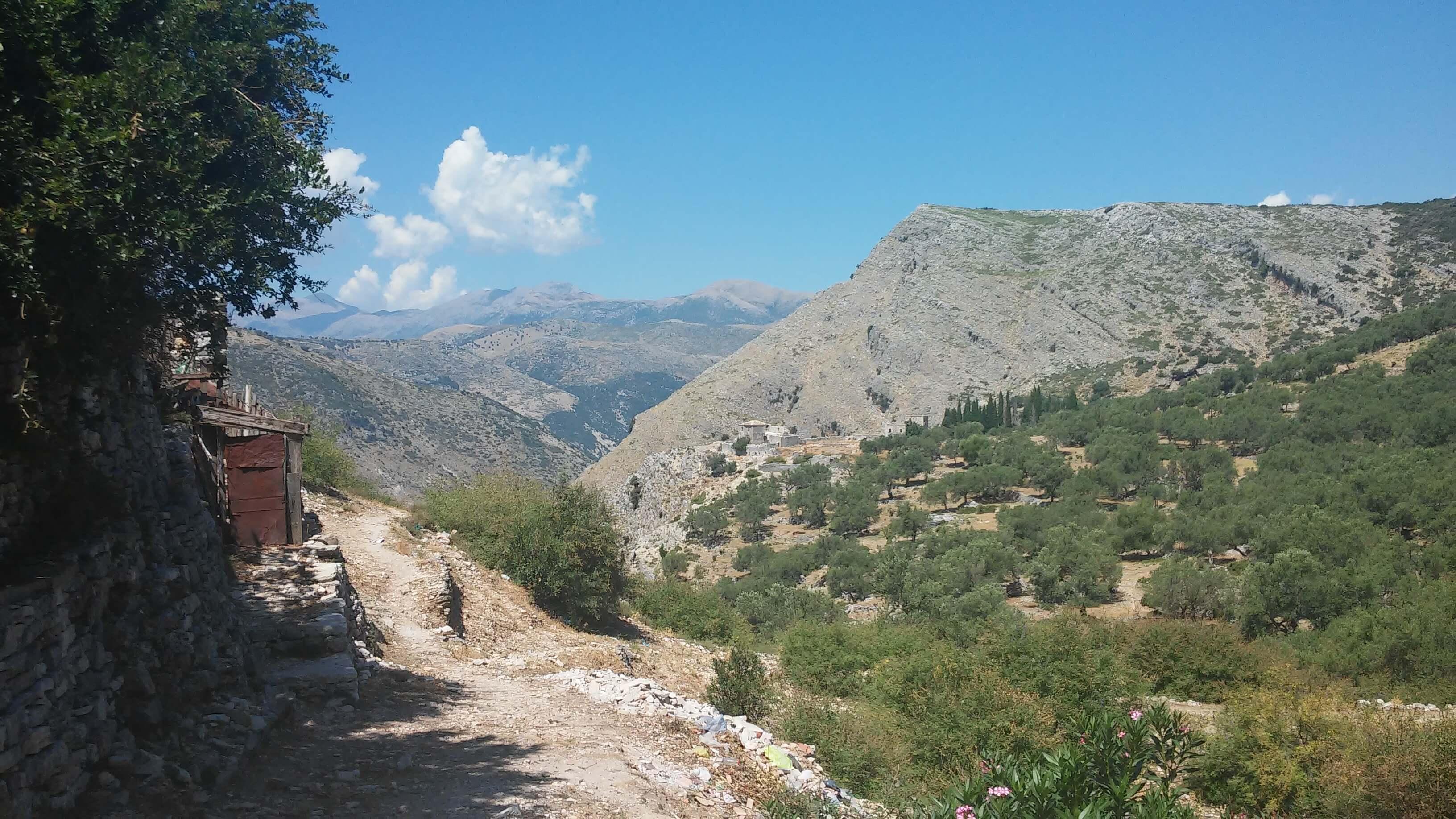 Vuno Himare Albania