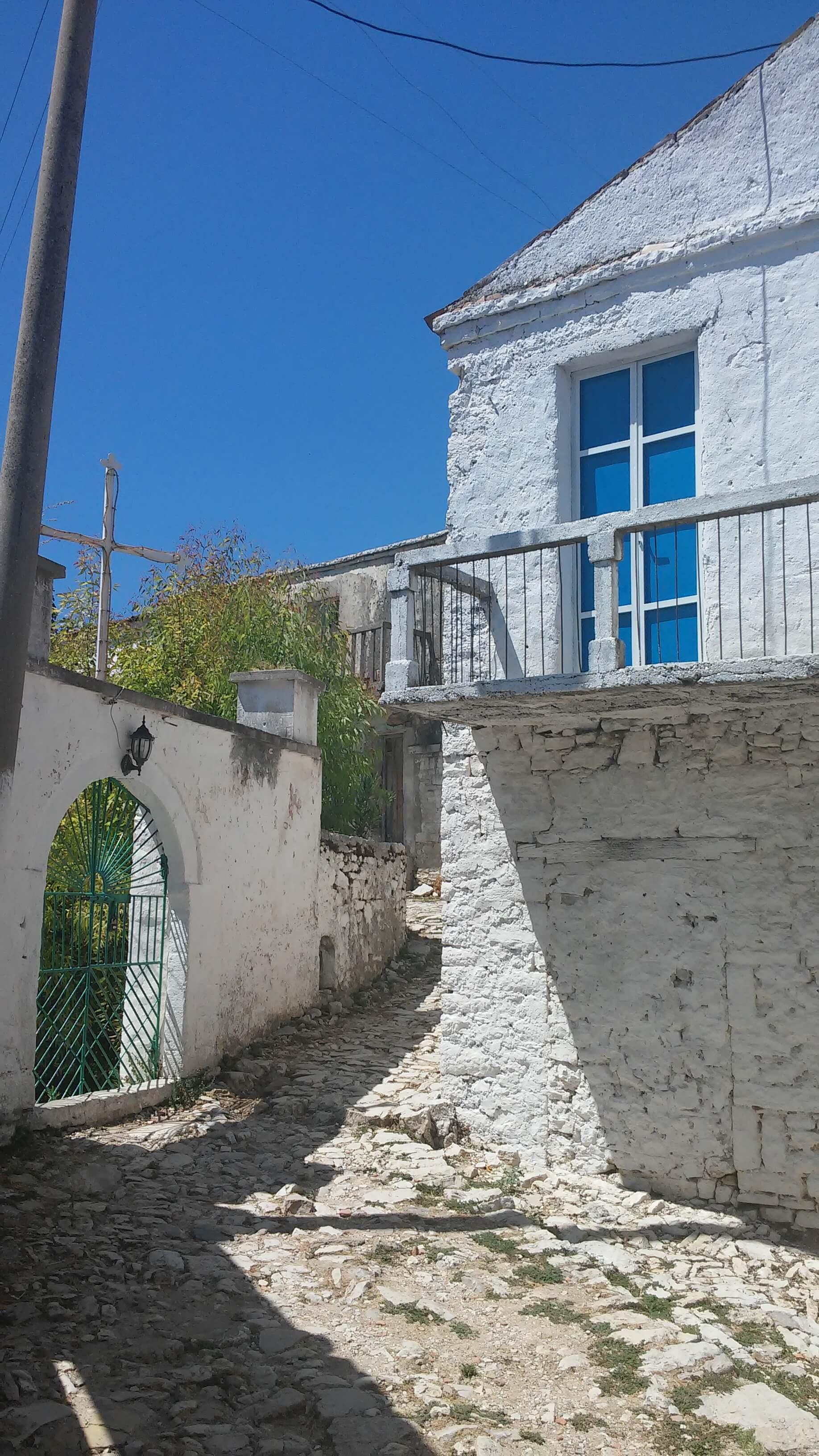 Qeparo Albania