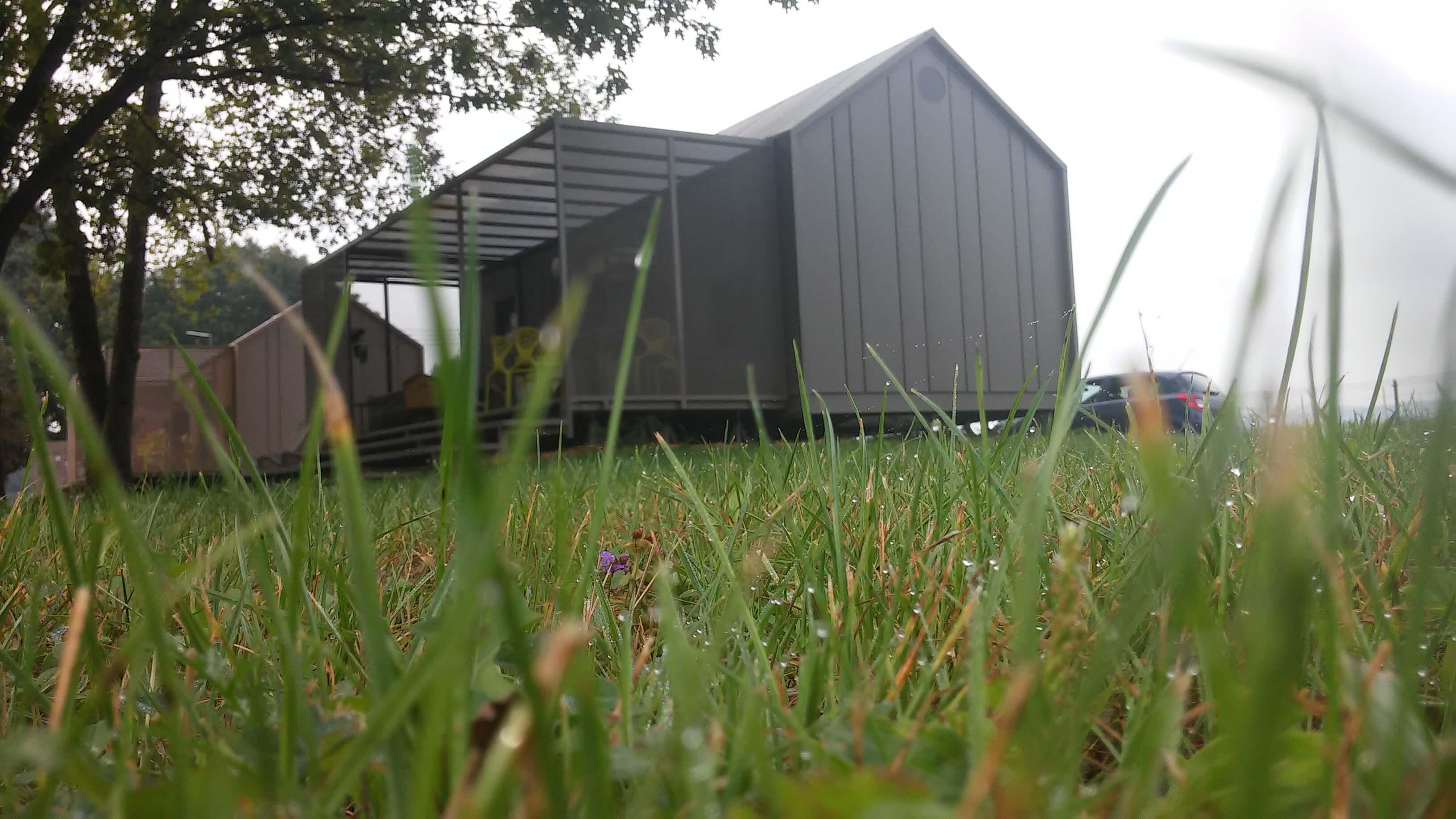 Big Berry- big brown casa mobile Slovenia