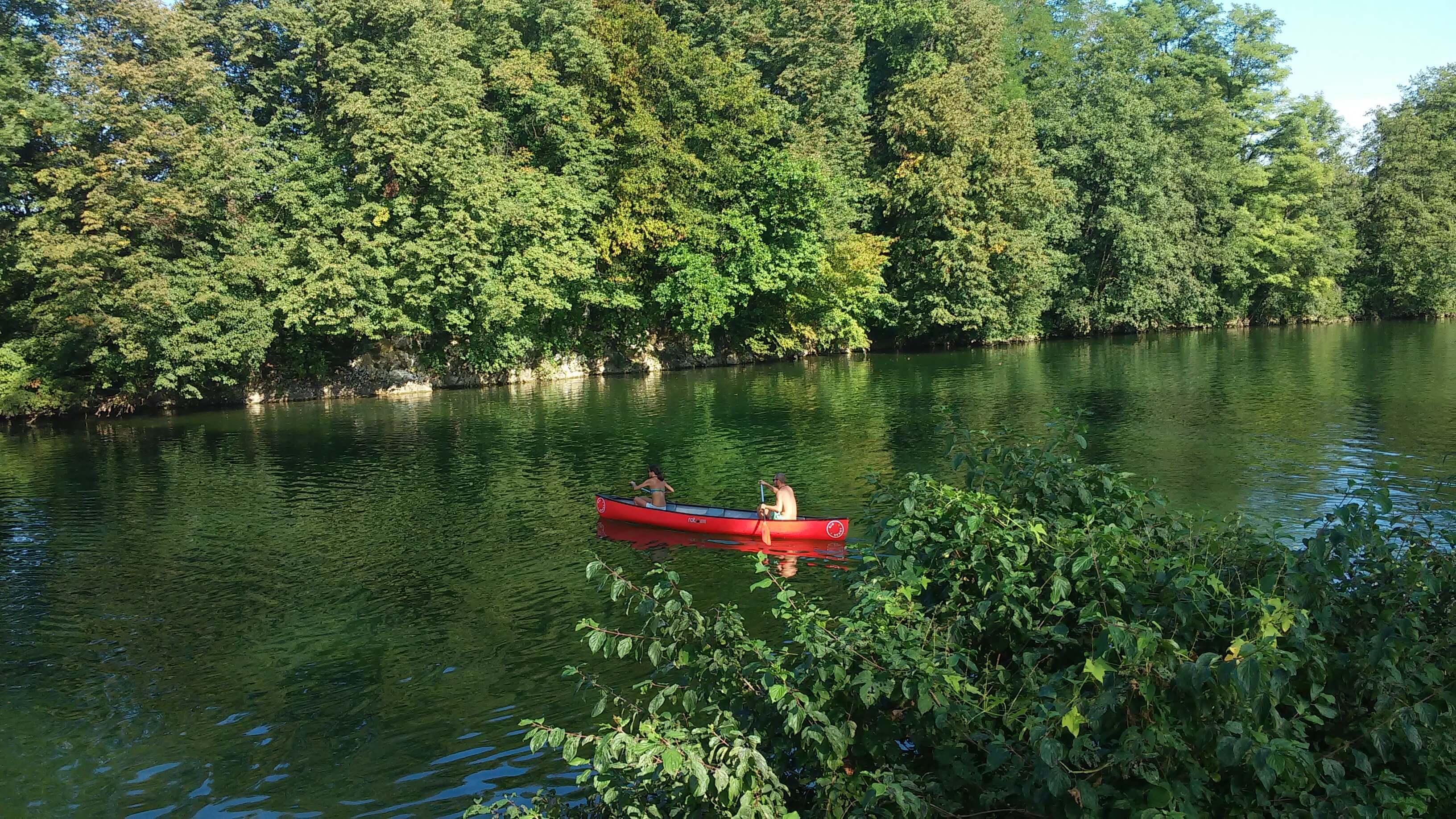 Canoa Slovenia