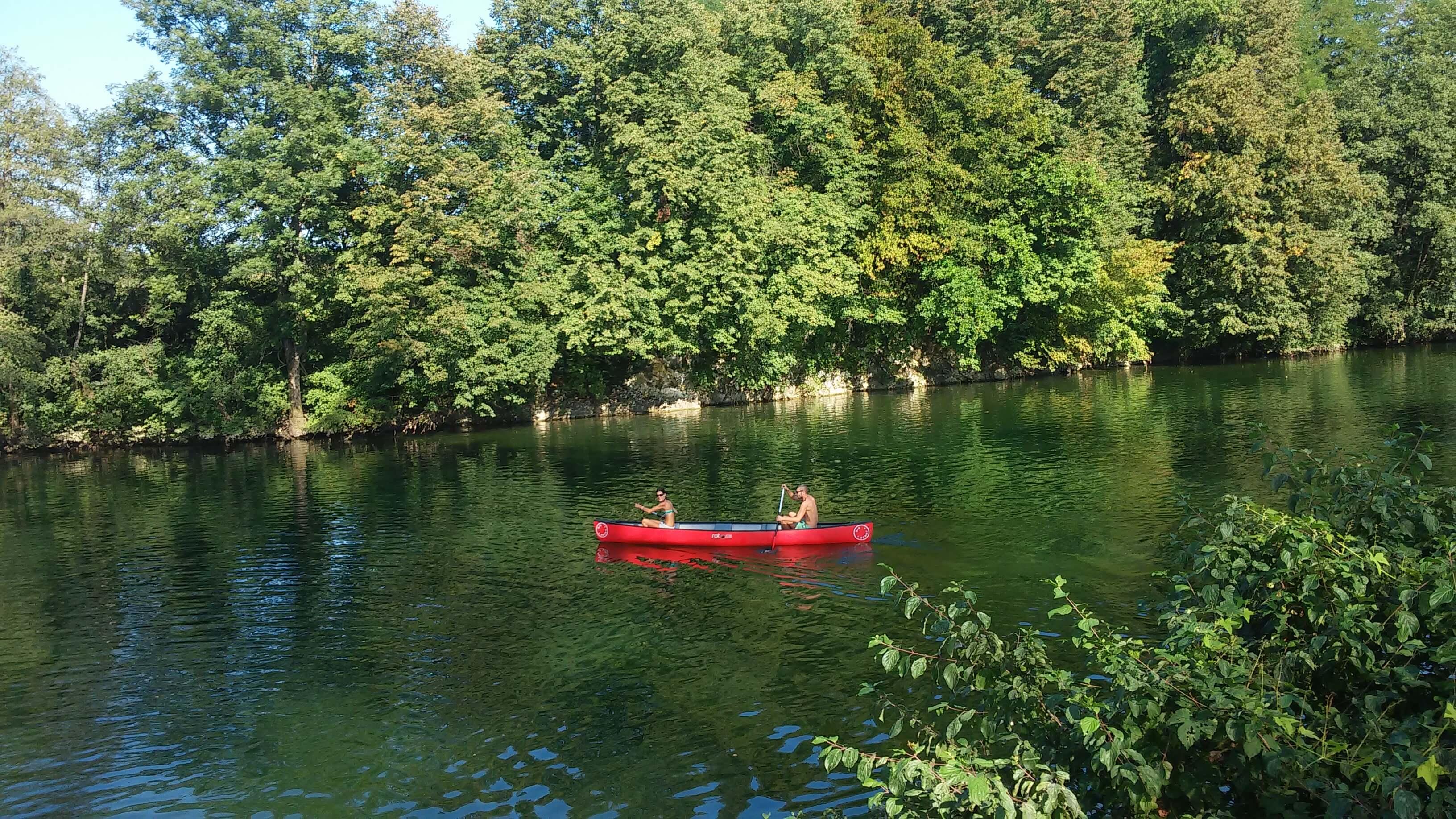Big Berry- big brown canoa cosa fare Slovenia