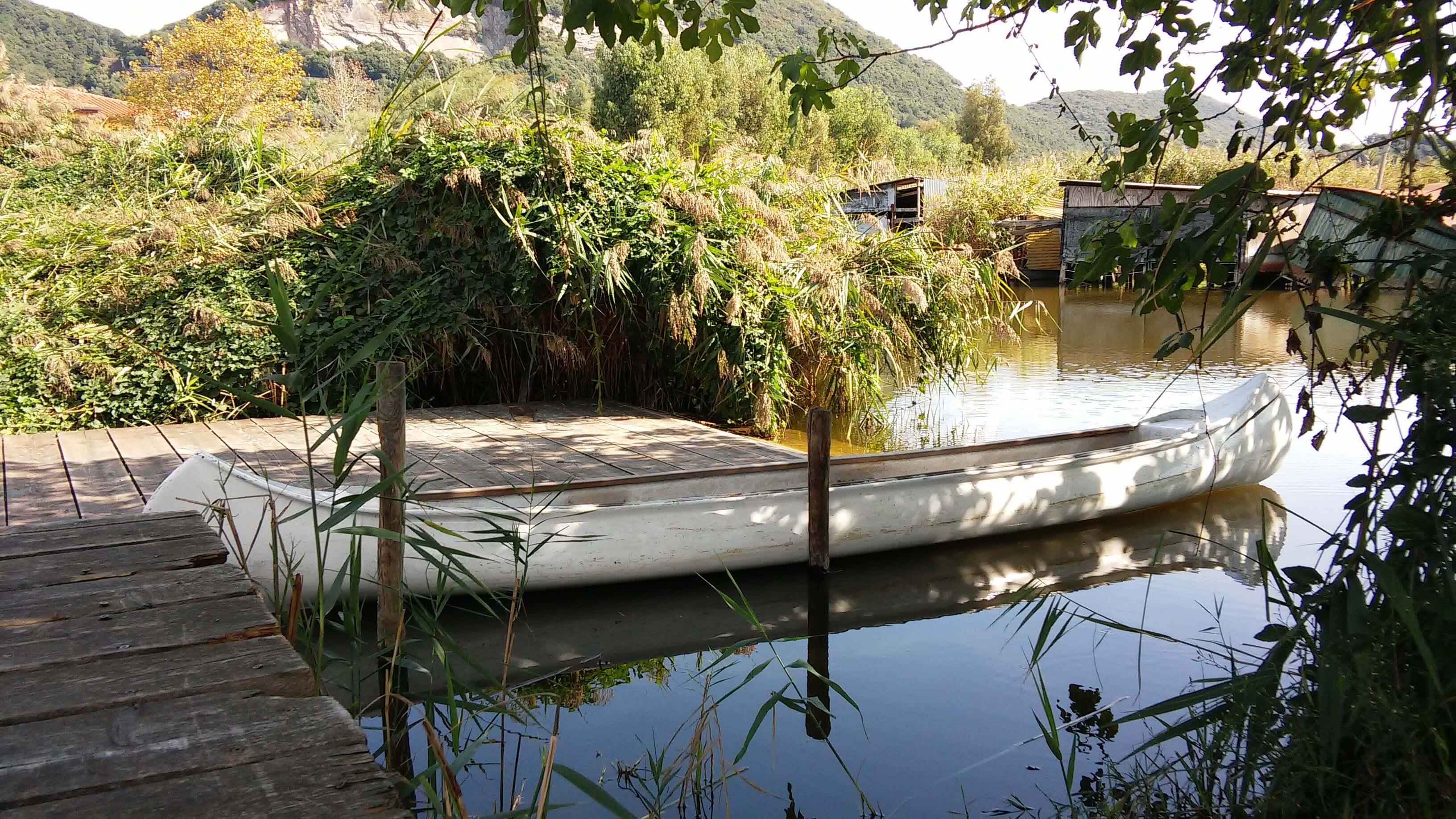 Lago di Massaciuccoli e palude