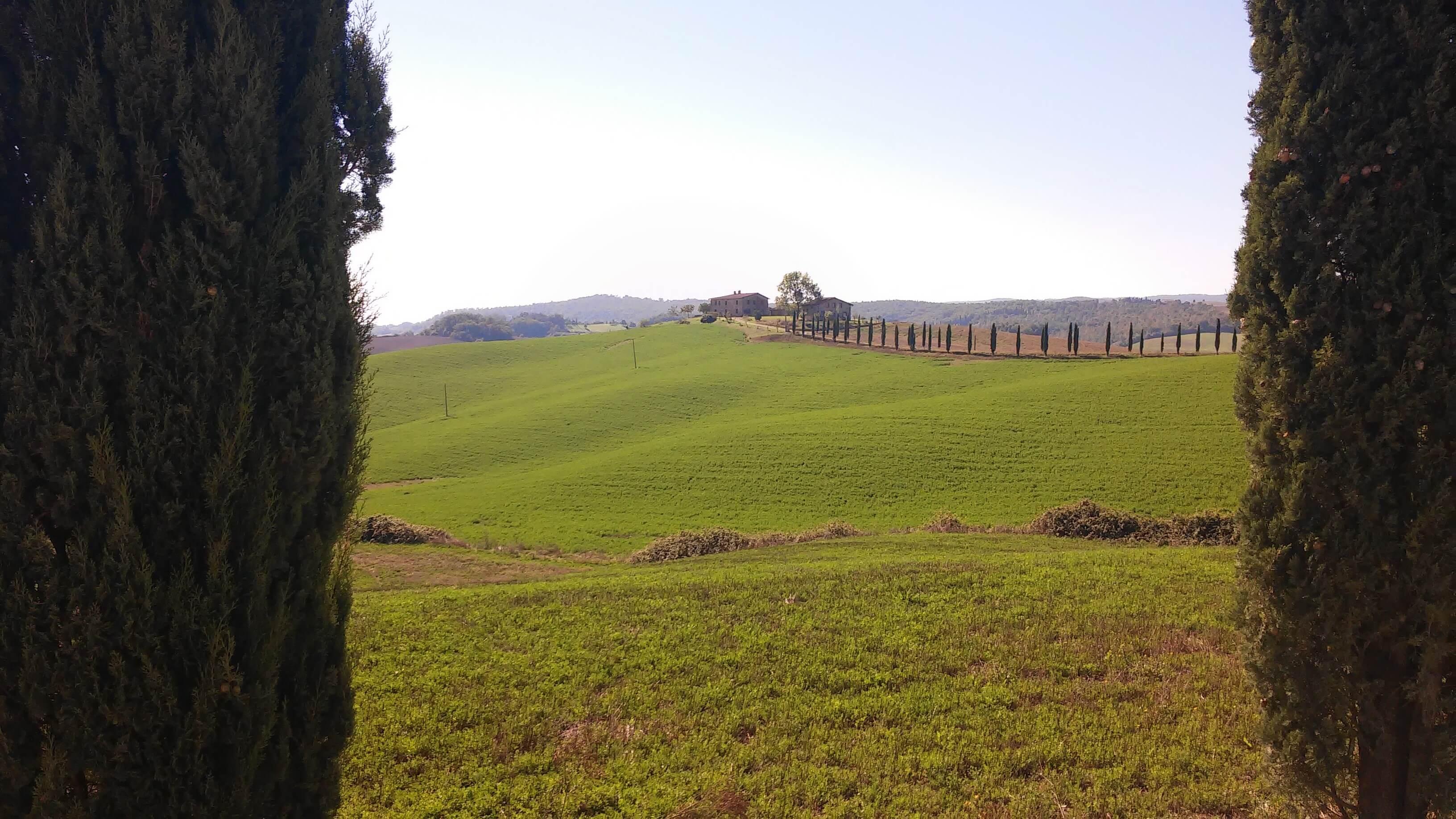 Crete Senesi, paesaggio