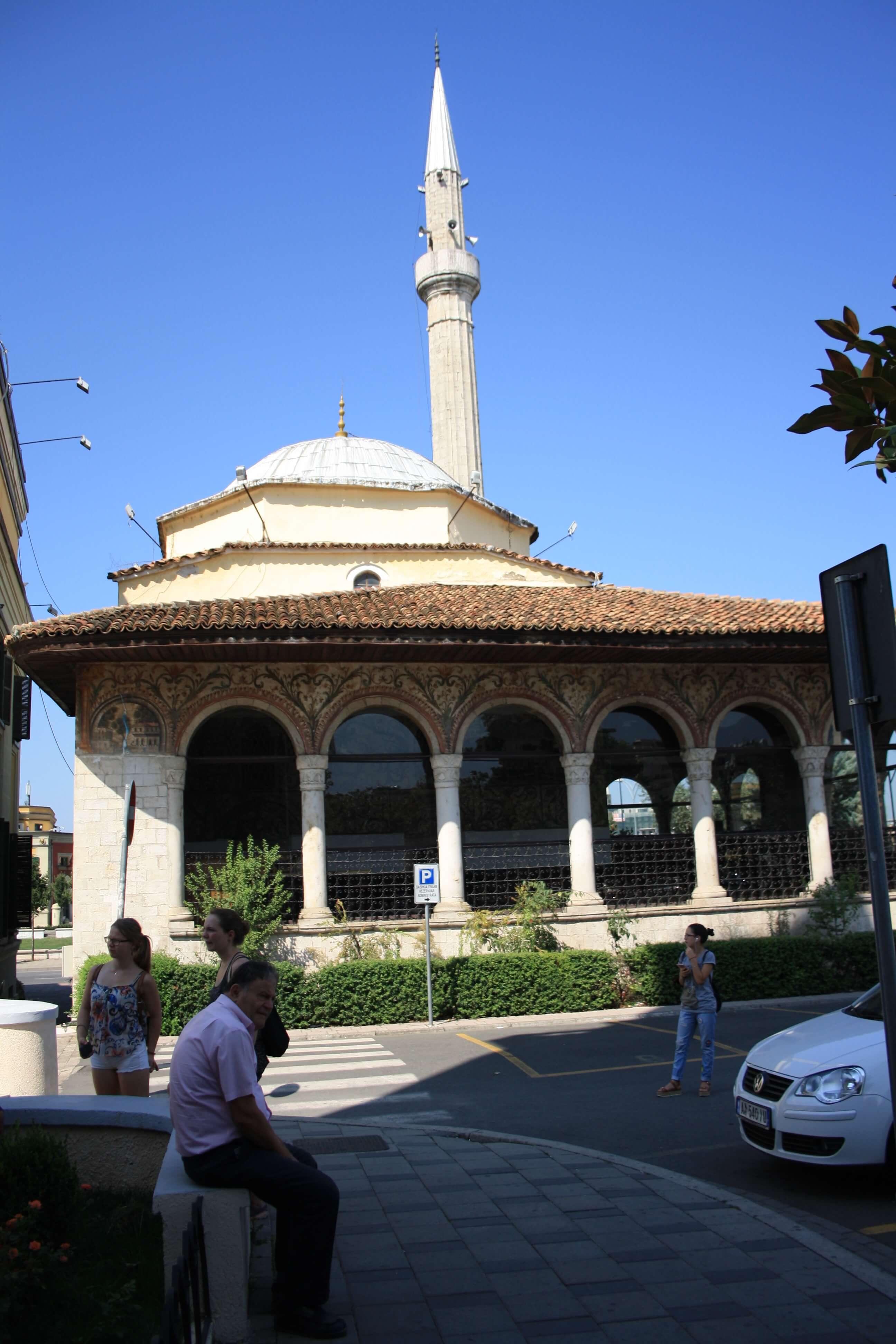 Moschea tirana Ethem Bey