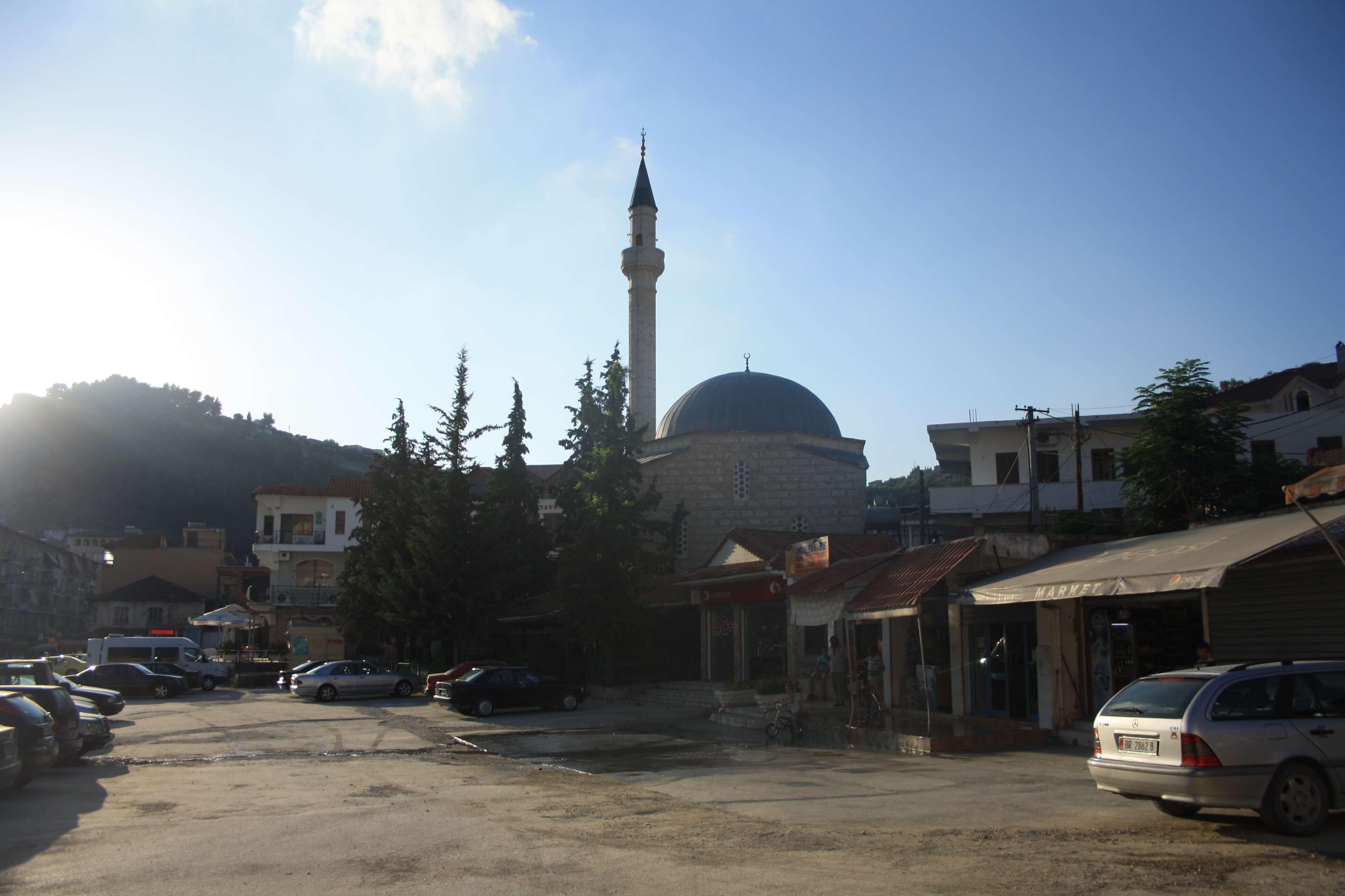 Berat Albania Mangalem
