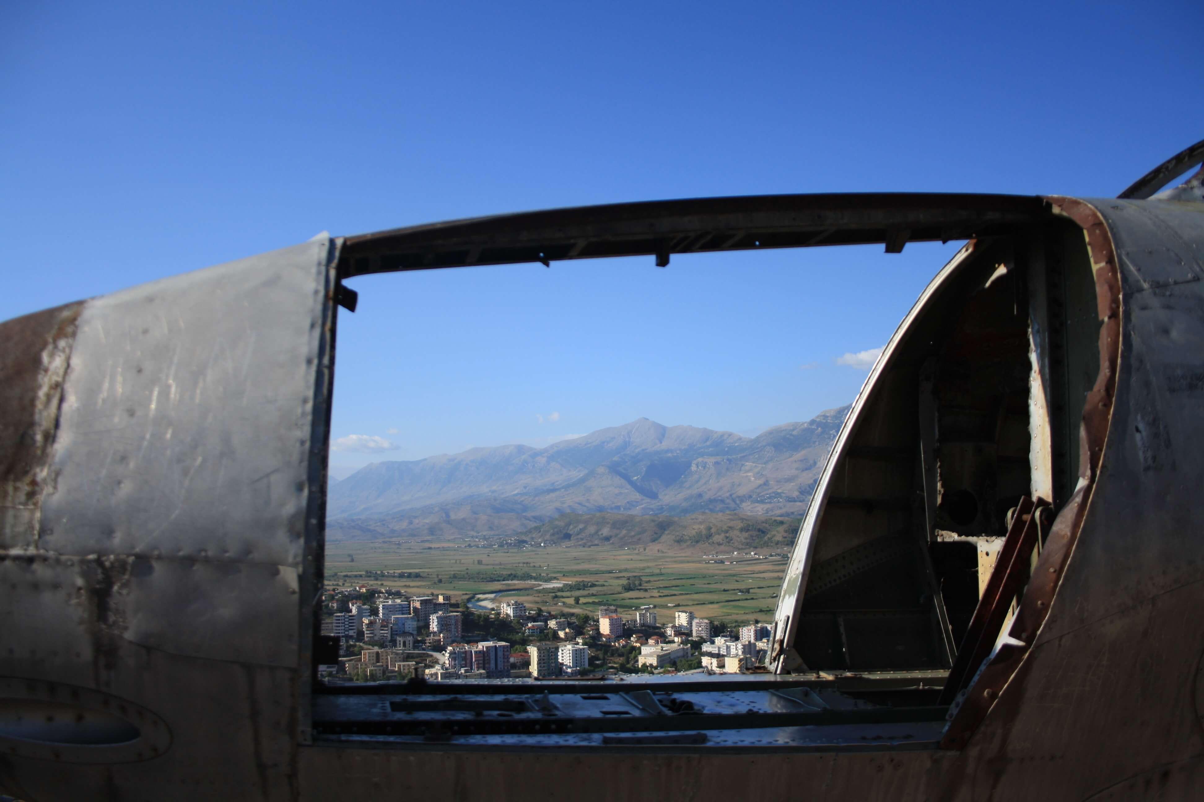 Aereo Gjirokastër Albania