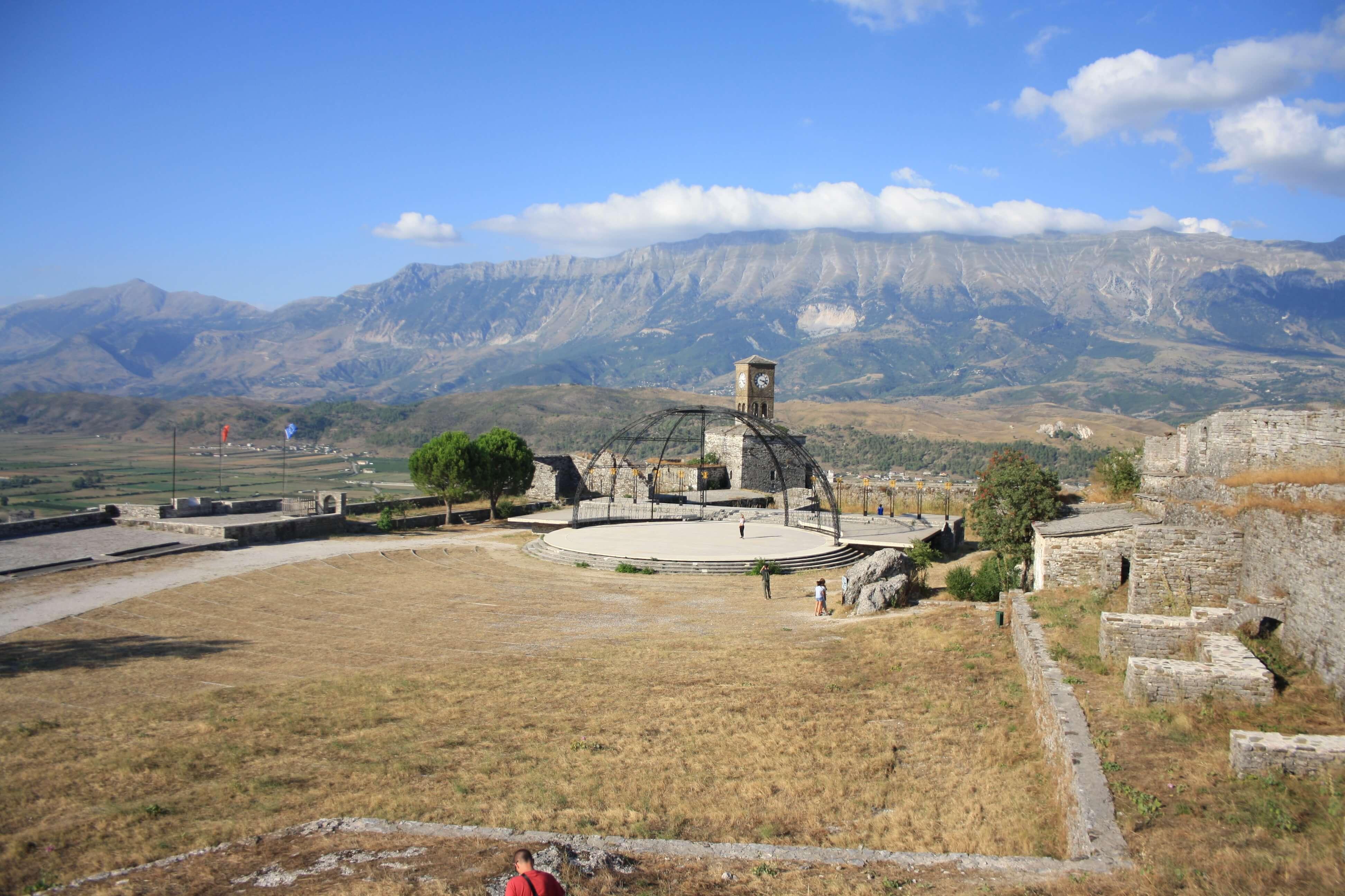 Vista Gjirokastër Albania
