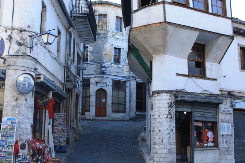 Gjirokastër: la città dai molti nomi