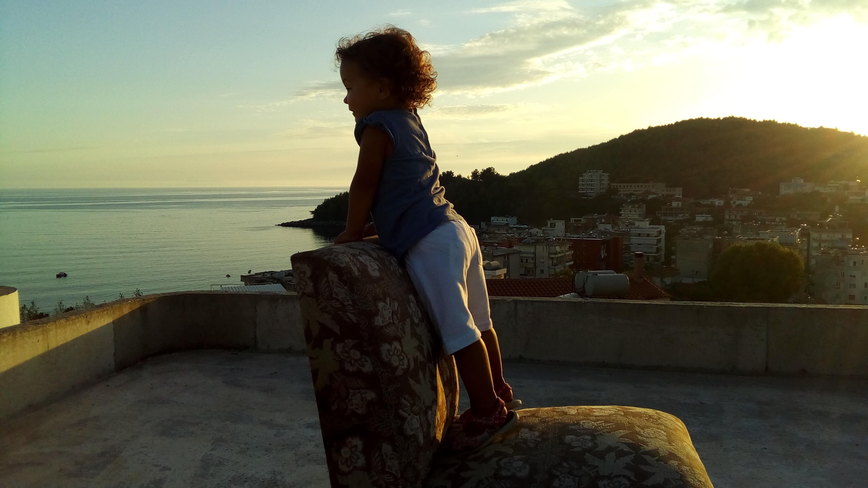albania e bambini