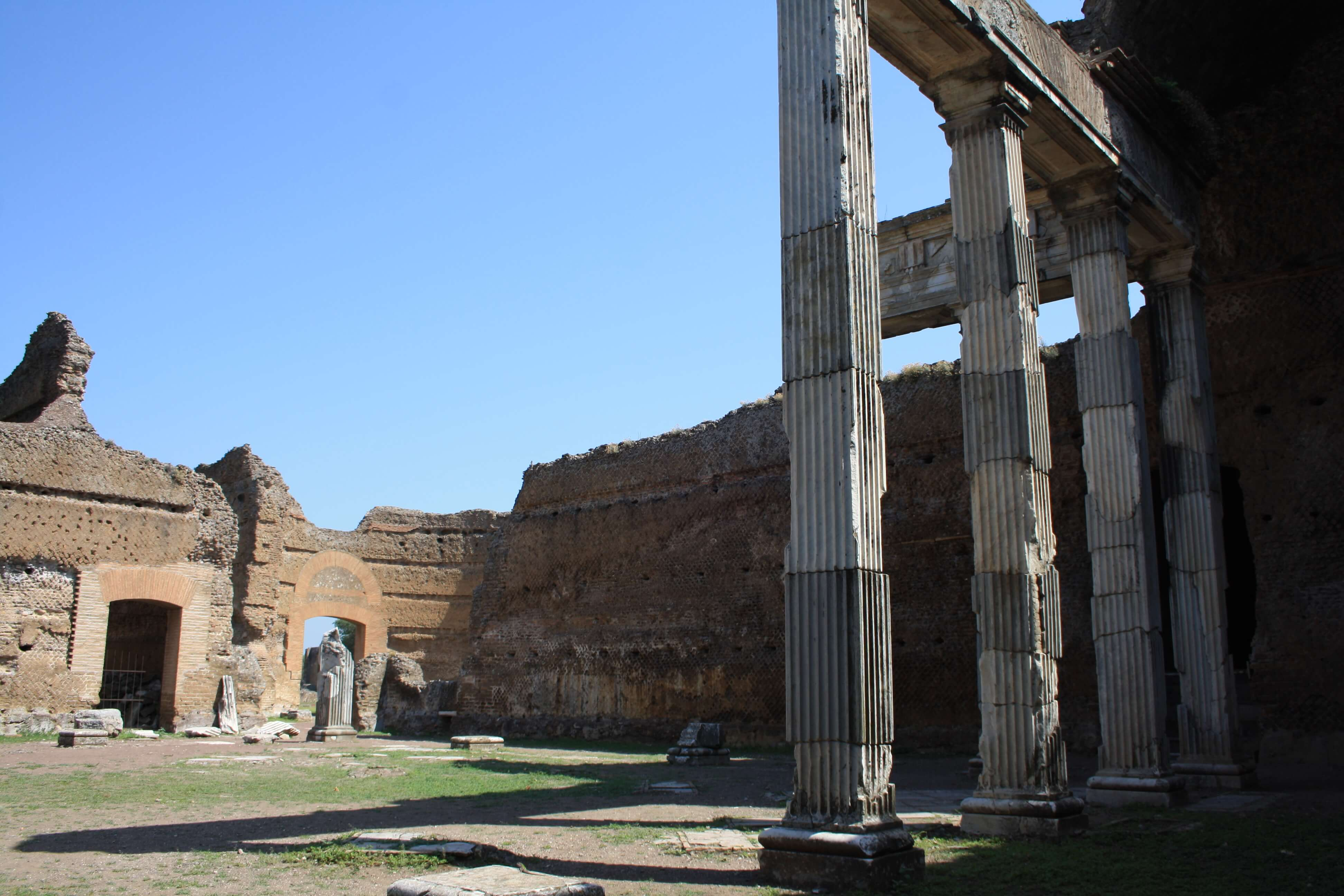 Tivoli e Villa Adriana