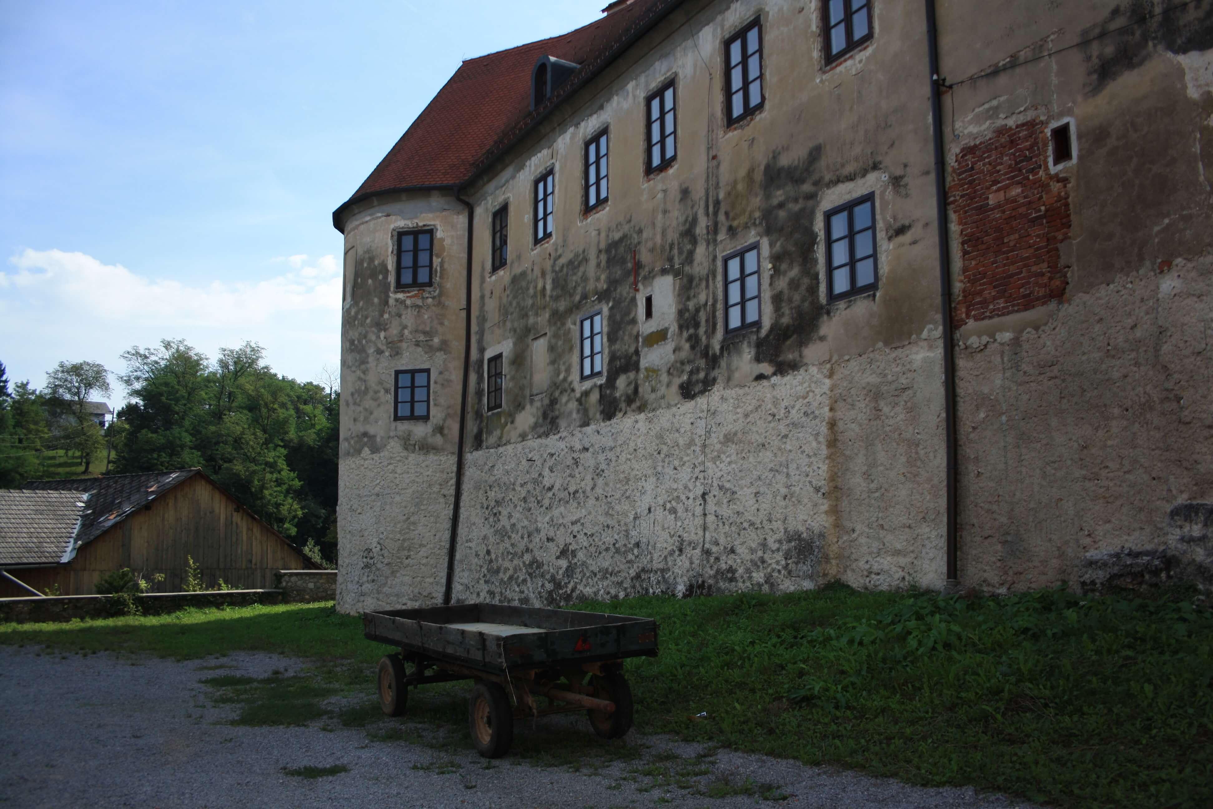 Bela Krajina, castello di Metlika