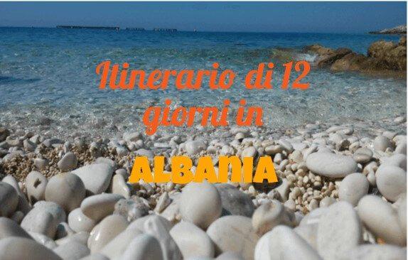 Itinerario in Albania di 2 settimane