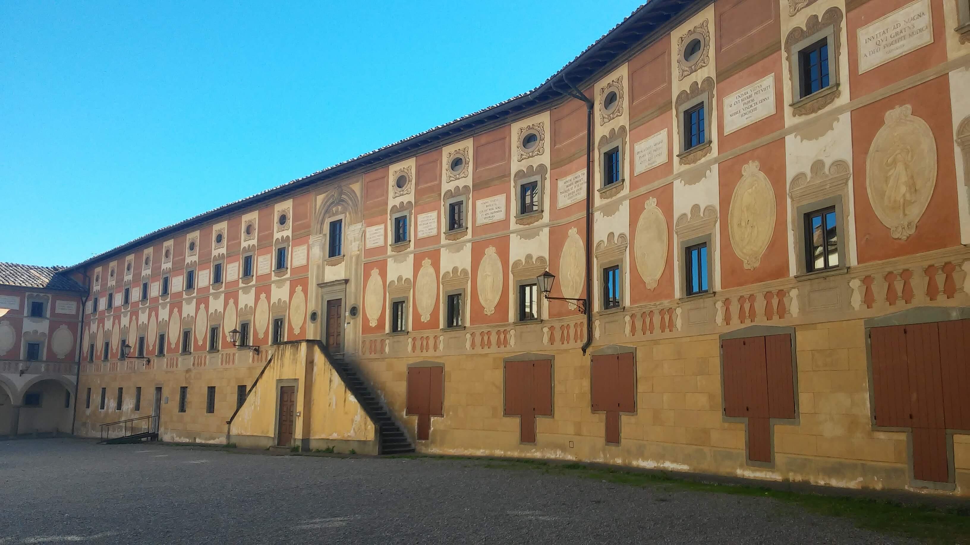 Cosa fare a novembre in Toscana: San Miniato