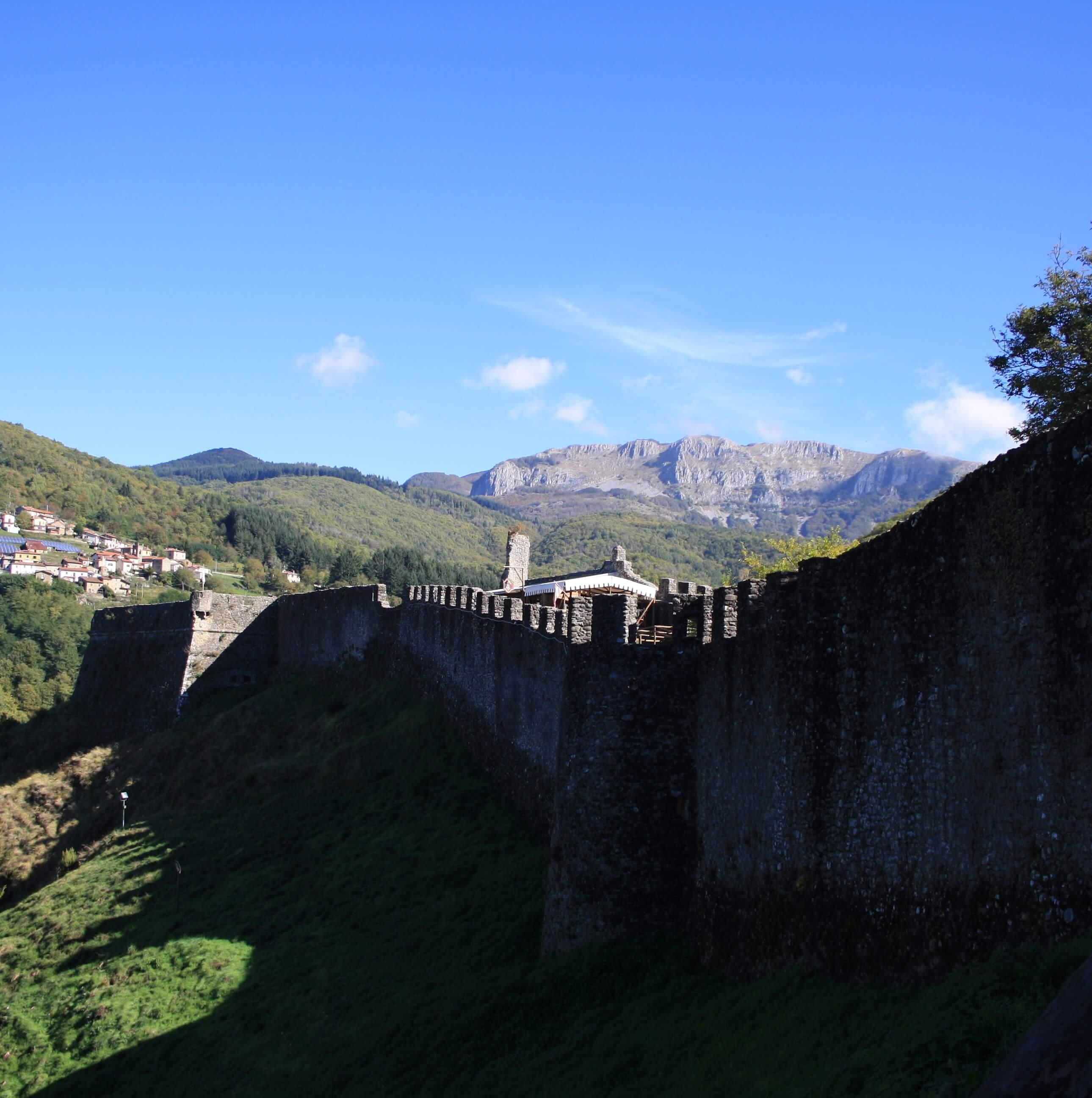 La Fortezza delle Verrucole