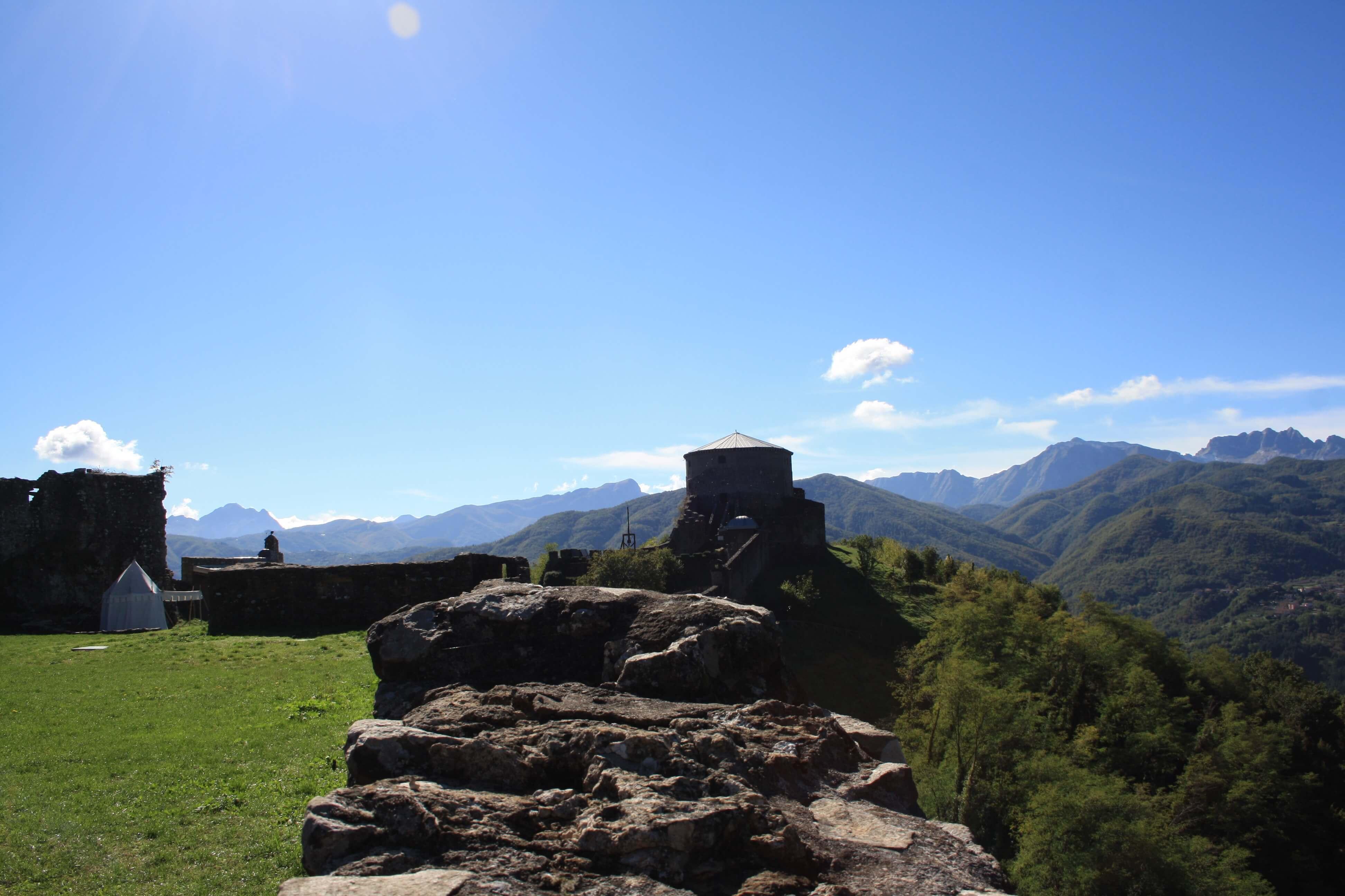 6 castelli imperdibili della Toscana e dintroni: la Fortezza delle Verrucole
