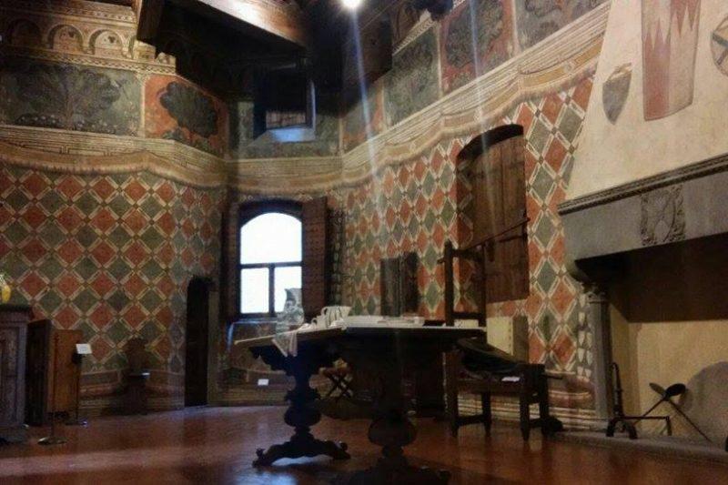 All'interno di una casa trecentesca fiorentina: Palazzo Davanzati