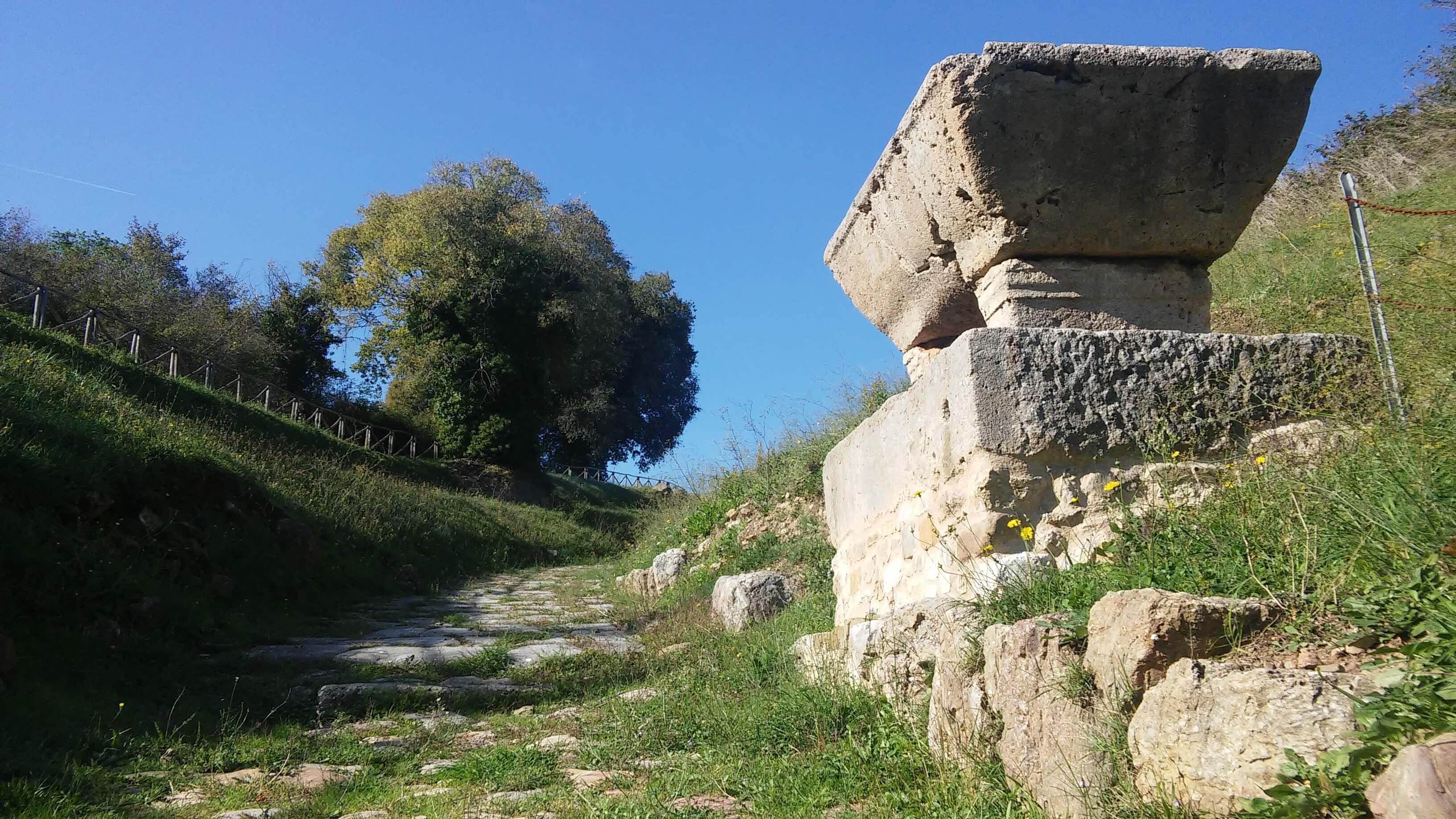 I siti archeologici più belli di Toscana: Roselle