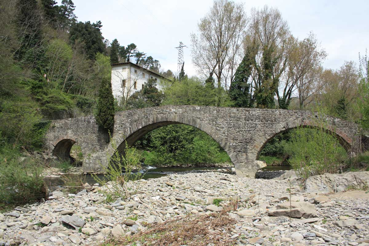 Rocca Cerbaia, il ponte
