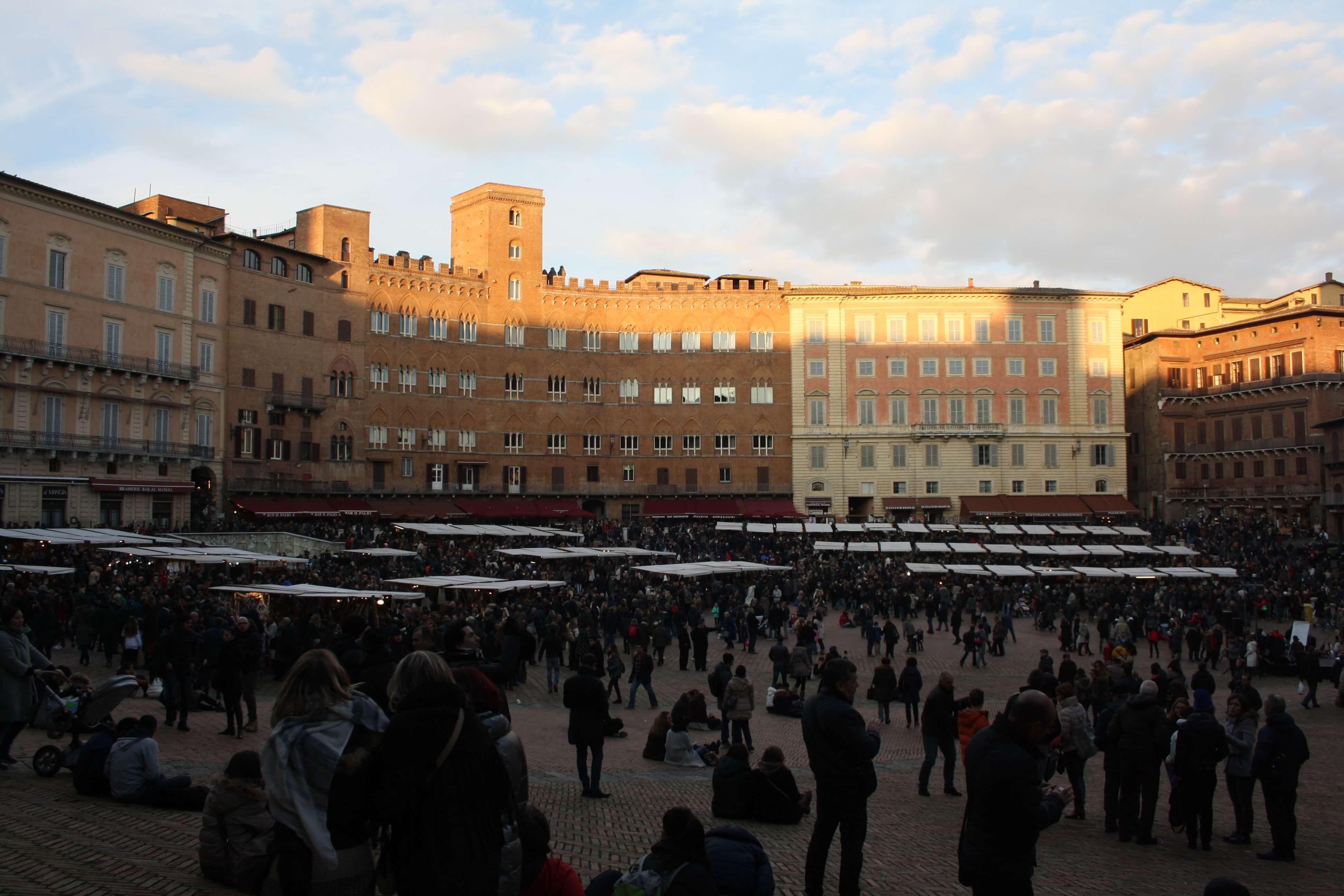 Cosa fare a dicembre in Toscana: Siena