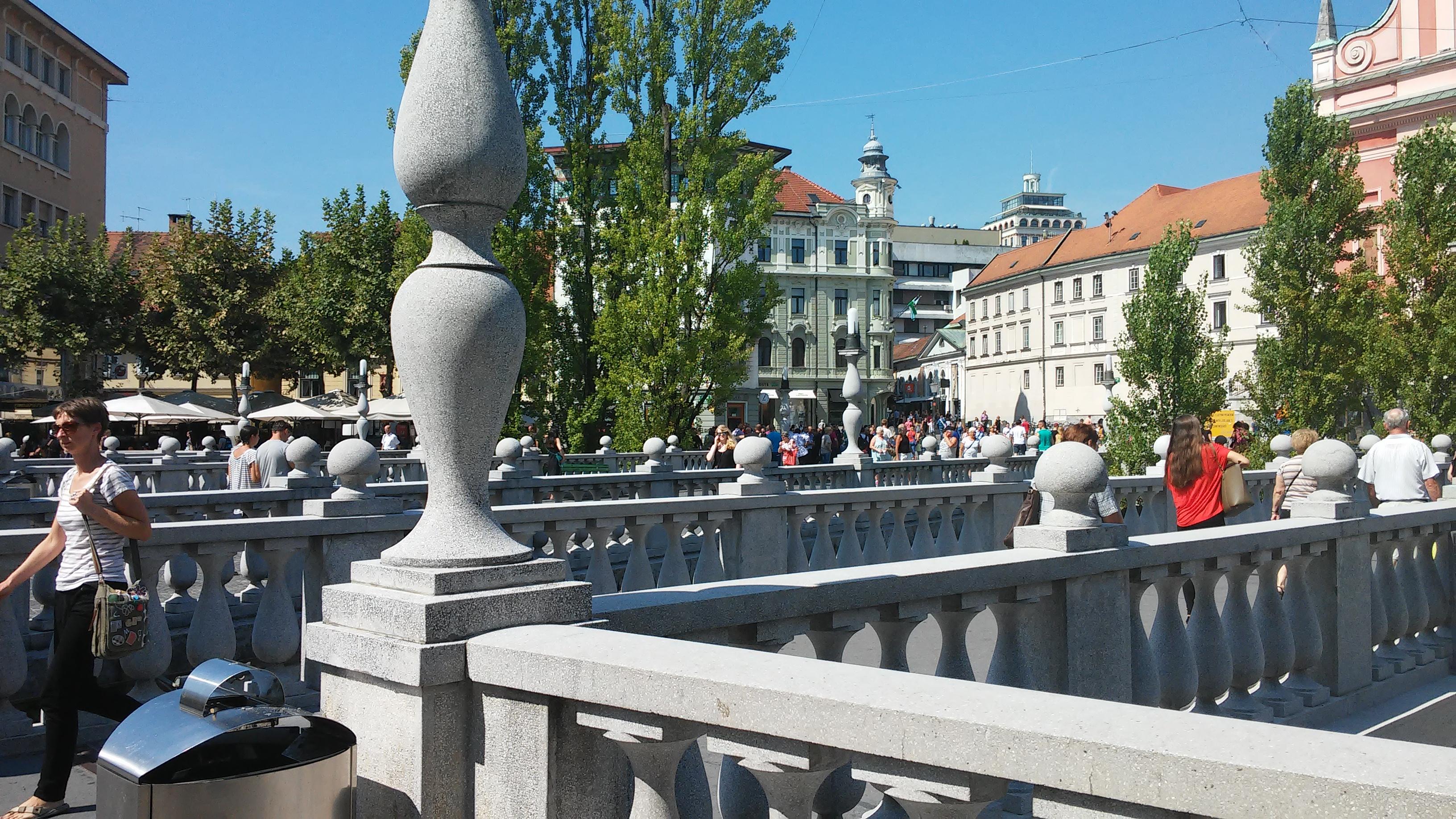 I ponti di Lubiana