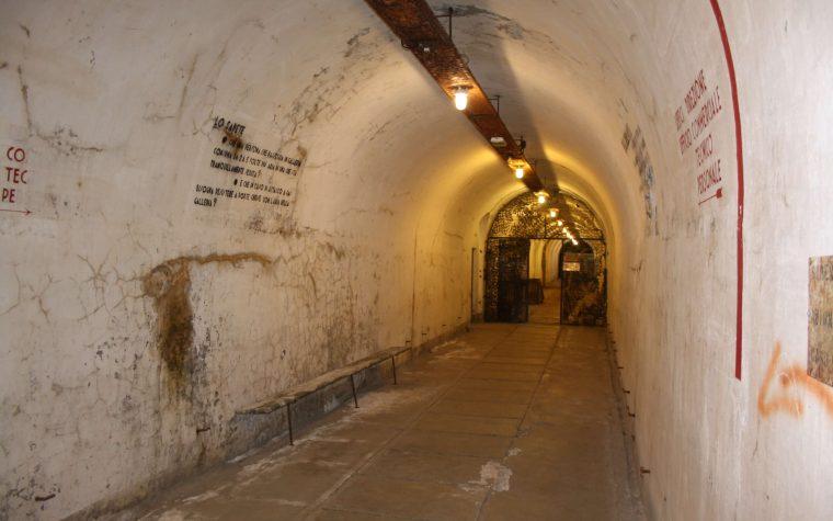 I Rifugi antiaerei più estesi d'Europa e il Museo SMI