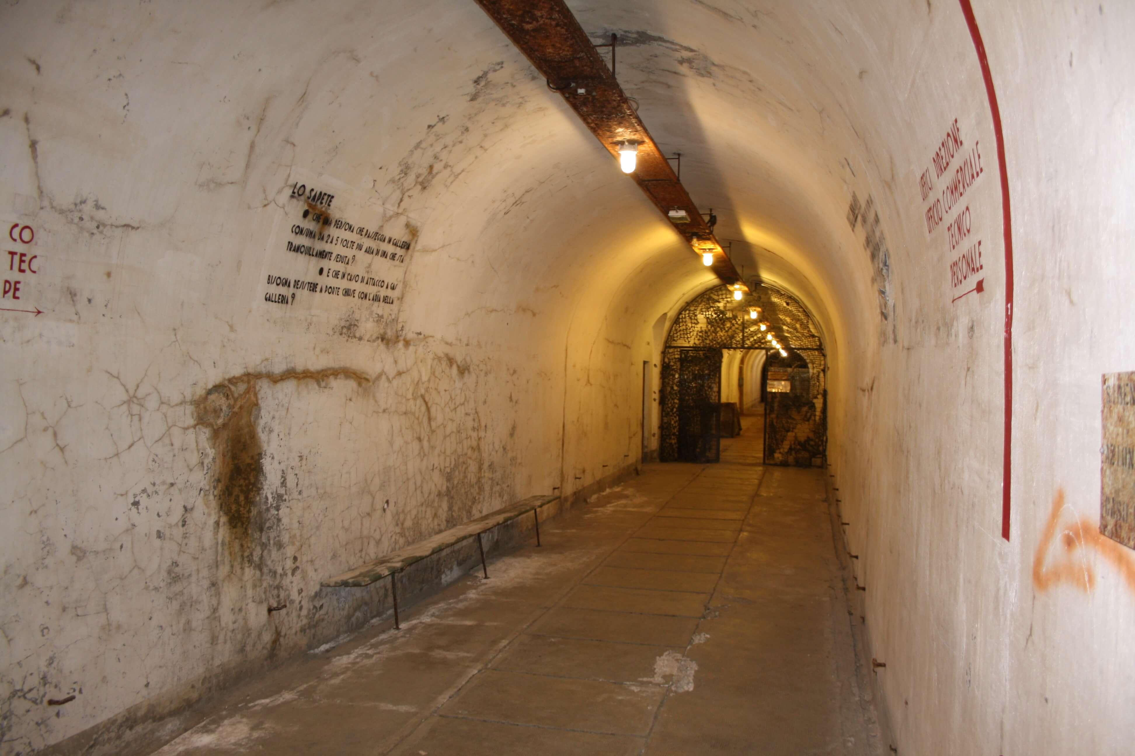 Toscana underground: SMI