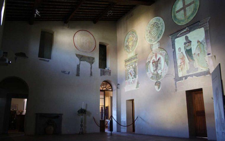 Un castello interattivo: il Castello dei Vicari