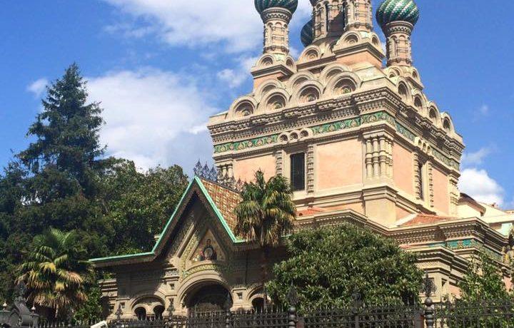 Un angolo di Russia a Firenze: la Chiesa Ortodossa Russa