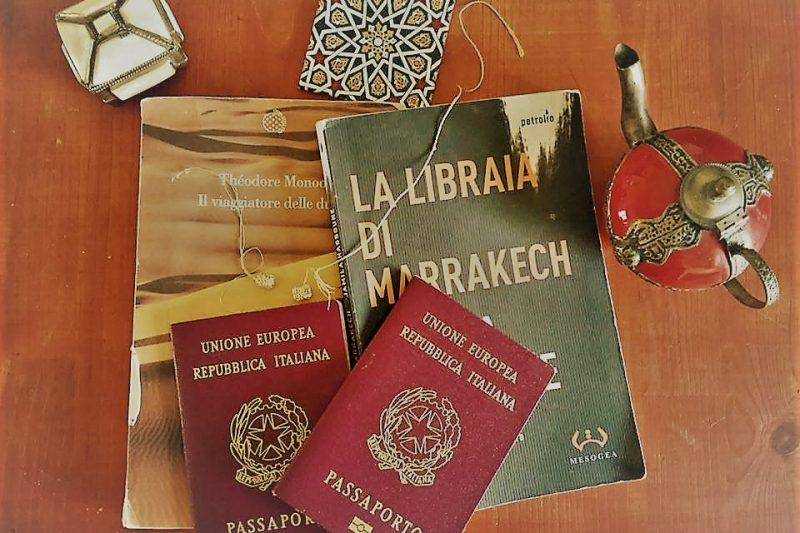 I libri per viaggiare in Marocco