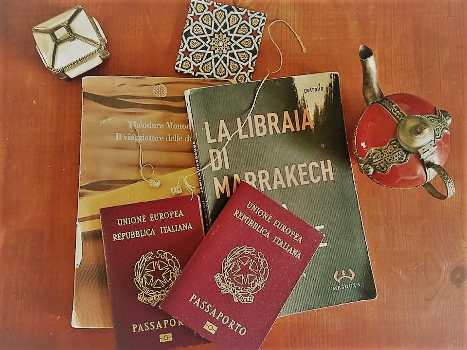libri per viaggiare in Marocco