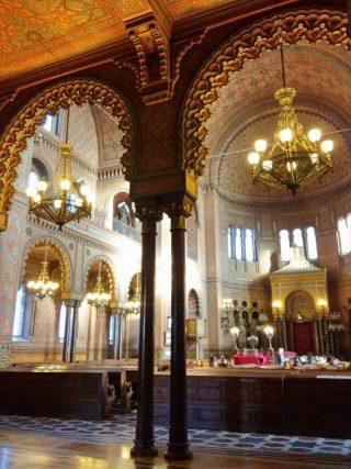 La Sinagoga di Firenze
