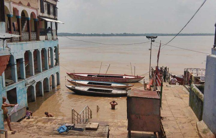 Siamo stati a Varanasi?!?