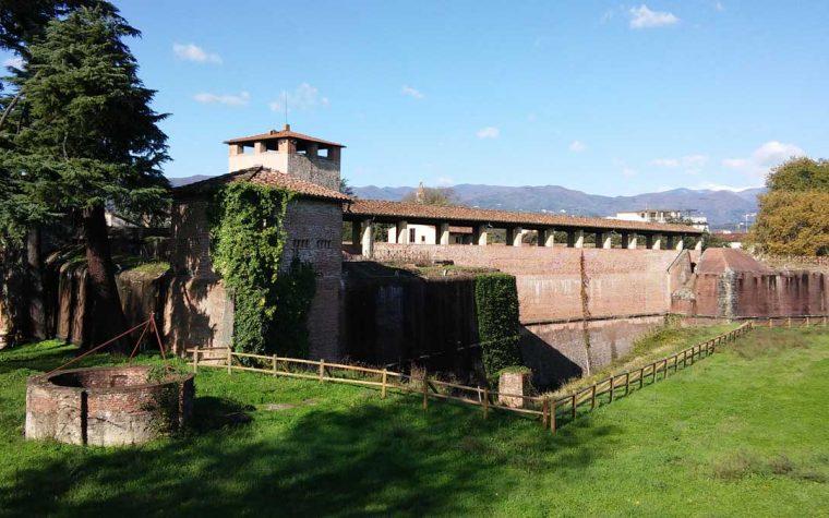 Pistoia e la Fortezza di Santa Barbara
